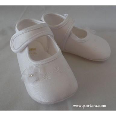 Pretty Girl Christening Shoes