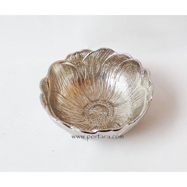 Lotus Shaped Nut Bowl Favors