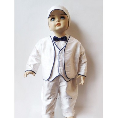Andrea Christening Baptism Outfit