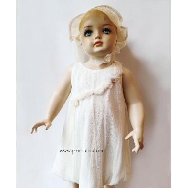 Lilly Vintage Christening Dress