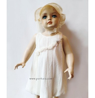 Lilly Vintage Christening Dress