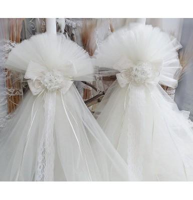 Exquisite Beauty Wedding Candles ~ Lambathes