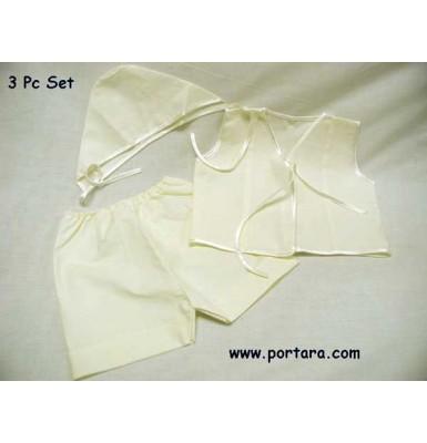 Boys Cotton Baptismal Undergarments - Lathorouha