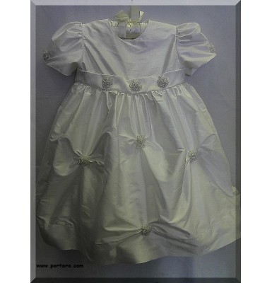 Amanda Christening Baptism Dress or Gown