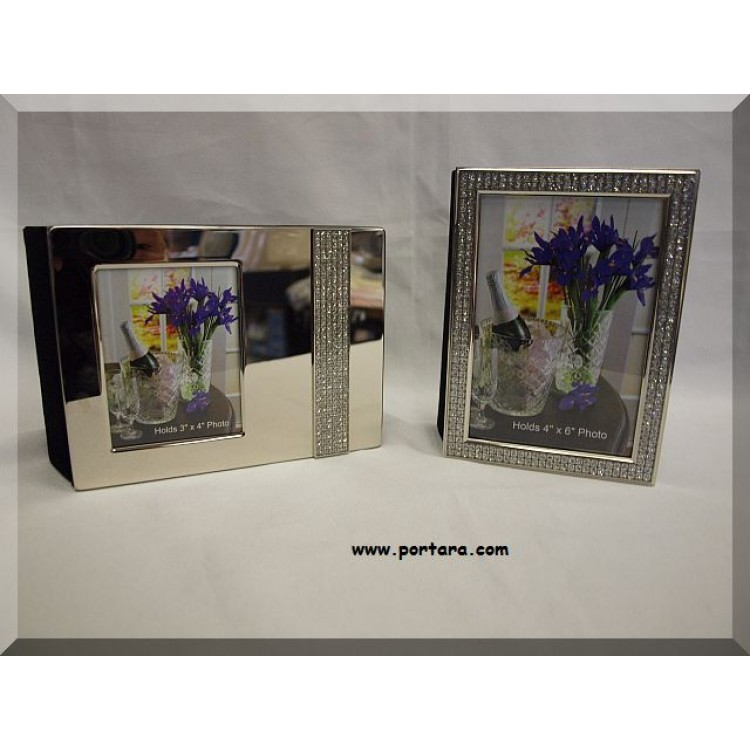 Sparkly Frame Photo Albums for Memories and Keepsakes