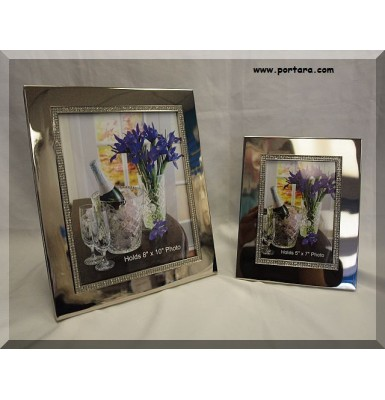 Striking Photo Frames with Metal Border Gift Ideas