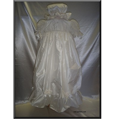 Angelina Christening Baptism Dress or Gown