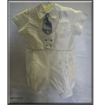 Mauris Christening Baptism Outfit