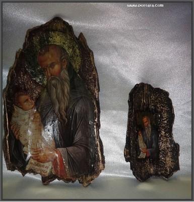 Saint Stylianos Sponsor of the Children Gift Favor Idea