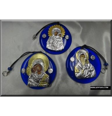 Amulet Virgin Mary Filahto Favor Gift Idea