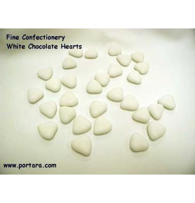 Koufeta ~ Fine Confetti Chocolate Hearts