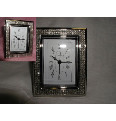 Glitter Galore Desk Clock Special Occasion Gift Idea