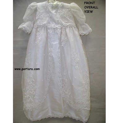 Ariella Christening Baptism Gown or Dress