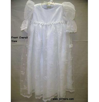 Agape Princess Christening Baptism Gown or Dress