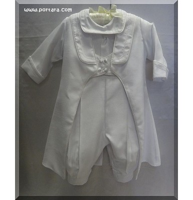 Cherished Beauty Boys Baptism Outfit