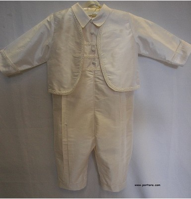 Alex Baptism Christening Outfit ~ Vaftistika