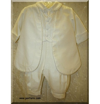 Billy Christening Baptism Outfit