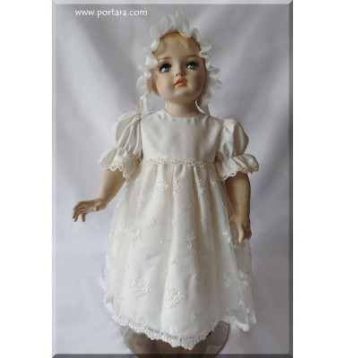 Alexandra  Christening Baptism Gown or Dress
