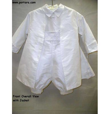 Eric Baptism Christening Outfit