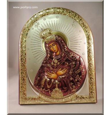 Mother of God ~ Astron ~ Russian Orthodox Icon ~