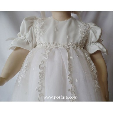 Melina Christening Baptism Gown or Dress