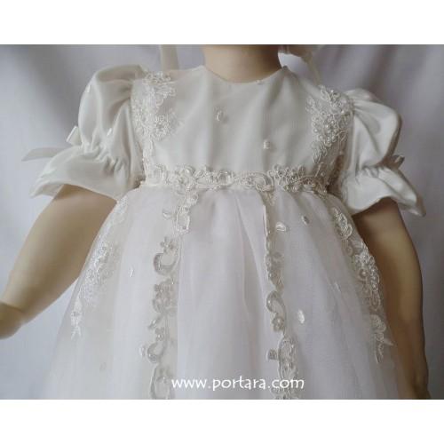 Melina Christening Baptism Gown or Dress