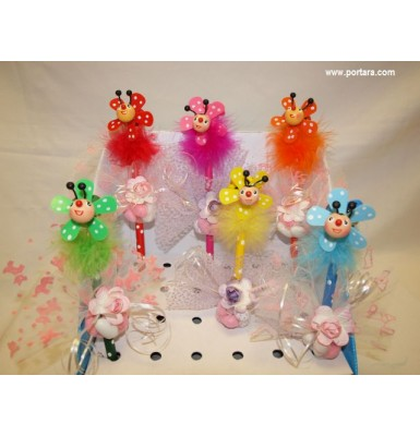 Children's Colorful Whirley Bugs Gift Favor Idea for any Special Occasion