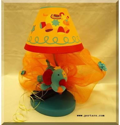 Amazing Elephant Table Lamp Gift Centerpiece
