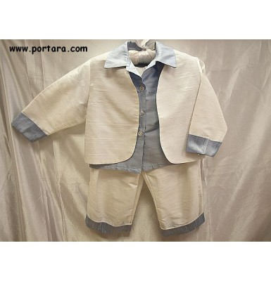 Elias Christening Baptism Outfit