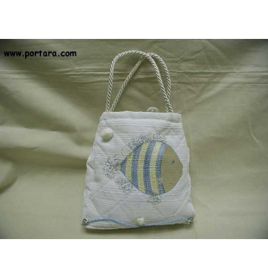 Fashionable Baptism Oil Basket