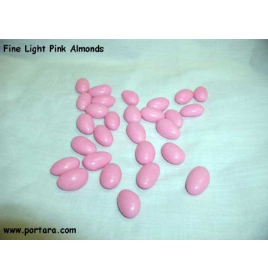 Light Pink Color Fine Almonds ~ Koufeta