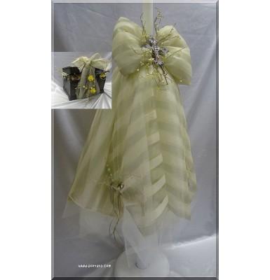 Elegance with Crystals Christening Baptism Set ~ Unisex