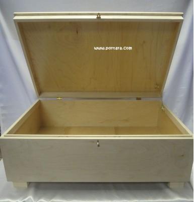 Christening Baptism Wooden Box