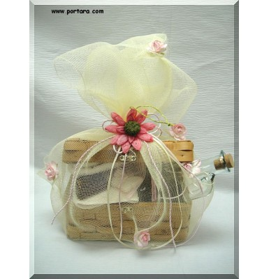 Fabulous Baptism Christening Oil Basket