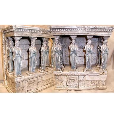 Caryatids of the Erechtheion-Acropolis
