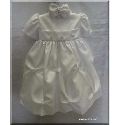 Aleke Christening Baptism Dress or Gown